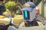 Overwatch 2's Bastion Rains down the Artillery With New Ultimate