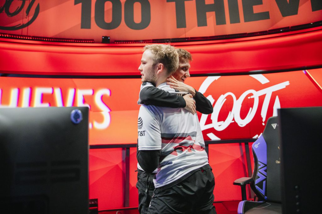 Mid laner Abbedagge left Europe to move to North America. And it has been worth it.