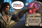Hidden Hearthstone Dragons with unusual stories behind them