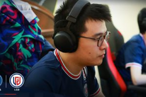 """PSG.LGD Y': """"We have not encountered obstacles that are really tough and unsolvable for us in our team's progress"""""""