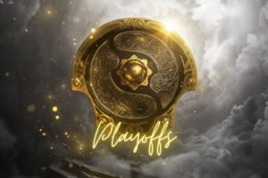 The International 10 Playoffs decided! 1st place finishers iG and PSG choose their opponents
